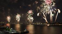 4th of July Fireworks Cruise and 2-Hour Sightseeing Tour of New York City
