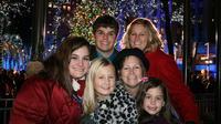 Rockefeller Center Christmas Tree Lighting Party