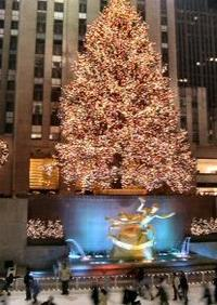 Rockefeller Center Christmas Tree-Lighting Party