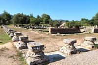 Privater Ausflug zum antiken Olympia, Ausgrabungen und Archäologisches Museum