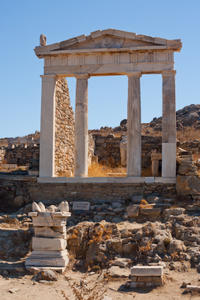 Mykonos Shore Excursion: Private Tour to Delos Island