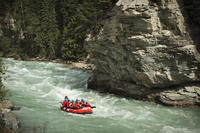 Full-Day Whitewater Rafting on Kicking Horse River