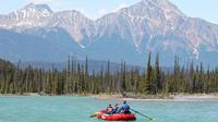 Athabasca Expressway Whitewater Rafting Jasper - Class II