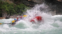 Fraser River Whitewater Rafting Self-Drive