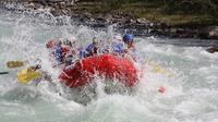 Sunwapta Challenge Whitewater Rafting: Class III Rapids