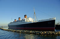 Excursión por la costa de Long Beach: el Queen Mary