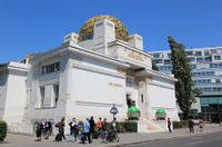Vienna Secession Art Walking Tour