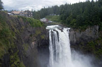Small Group Snoqualmie Falls and Woodinville Wine-Tasting Tour