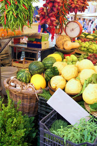 Villefranche Shore Excursion: Small-Group Italian Riviera Market Tour