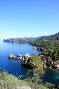 Palma de Mallorca Shore Excursion: Private Tour of Palma, Deia and Soller Valley