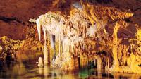 Visite d'une demi-journée des grottes del Hams et d'une fabrique de perles au départ de Palma de