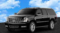 Private Departure Transfer with SUV from Orlando MCO Airport to Hotel Private Car Transfers