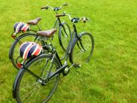 Small Group Tour: Windsor Bike Ride Including Thames Valley Countryside