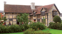 Shakespeares Stratford and the Cotswolds with Lunch Pack