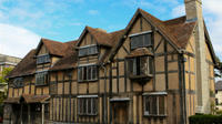 Stratford, The Cotswolds, Oxford and Warwick Castle Tour from London