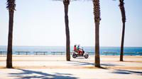 Barcelona Shore Excursion: Scooter Rental