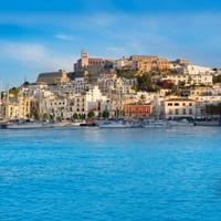 Ibiza Town Scooter Tour - UNESCO World Heritage City