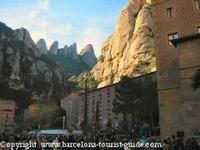 Montserrat Half-day Trip from Barcelona with Japanese Guide