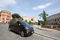 Private Arrival Transfer: Rome Fiumicino Airport to Hotel Private Car Transfers
