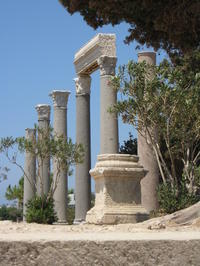 Beirut Super Saver: Beirut Historical Walking Tour plus Day Trip to Byblos, Jeita Grotto and Harissa