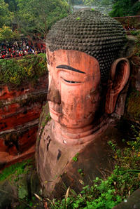 Private Tour: Day Trip to the Leshan Grand Buddha from Chengdu