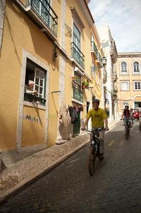 Lisbon Hills Electric Bike Tour