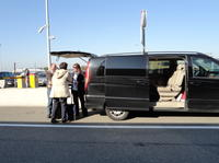 Brussels Transfer: Central Brussels or Brussels Airport to Brussels Cruise Port  Private Car Transfers