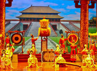 Private Cultural Tour: Big Wild Goose Pagoda, Terracotta Warriors and Tang Dynasty Show in Xi'an*
