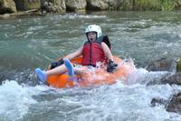 Montego Bay Shore Excursion: Jamaica River-Tubing Adventure on the Rio Bueno*