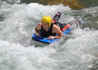 River Boarding on the Rio Bueno in Jamaica*
