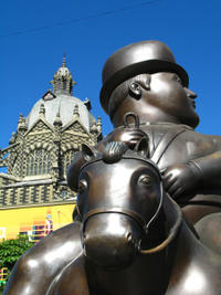 Fernando Botero Walking Tour of Medellín