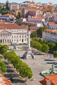 Lisbon Hop-On Hop-Off Bus Tour with Optional Cascais Line