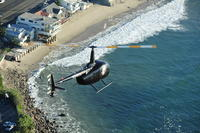 Private Tour: Los Angeles Helicopter Ride with Rooftop Landing