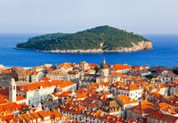 Dubrovnik Island Hopping Cruise in the Elaphites Including Lunch*