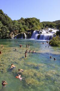 Krka National Park Day Trip from Split