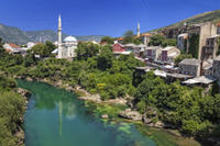 Private Transfer: Dubrovnik Hotels or Airport to Mostar, Medjugorje and Sarajevo in Bosnia and Herzegovina Private Car Transfers