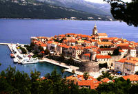 Ston and Korcula Island Day Trip from Dubrovnik with Wine Tasting
