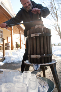 Ice Wine Tour from Montreal*