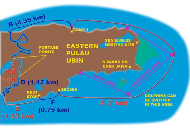 itineraire-de-l-excursion-pulau-ubin