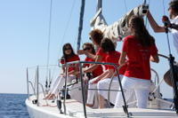Small-Group Barcelona Sailing Trip