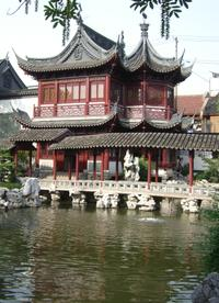 Shanghai Old Town Walking Tour Including Yuyuan Garden