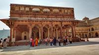 2-Day Private Tour of Jaipur from Delhi: City Palace, Hawa Mahal and Amber Fort