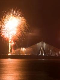 An Evening at Shree Siddhivinayak and the Bandra-Worli Sea Link with Dinner