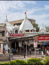 Delhi Evening Tour Including the Ancient Hanuman Temple and the Gurudwara Bangla Sahib