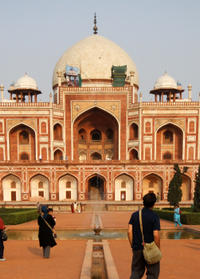 Mughal Heritage Tour Including Lodhi Garden, Humayun Tomb and Akshardham Temple