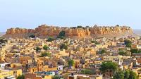 Private Half-Day Tour of Golden Monuments in Jaisalmer