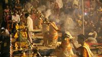 Private Tour: Full-Day Varanasi Tour including Sarnath and Evening Ganga Arti