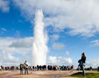 3 Day Iceland Short Break Adventure from Reykjavik: Golden Circle, Hot Springs, Waterfalls, Lava Caving & Glacier Hiking