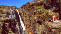 Hiking Trip to the Top of Iceland's Highest Waterfall Glymur