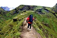 Thorsmork Volcano Hiking Adventure From Reykjavik